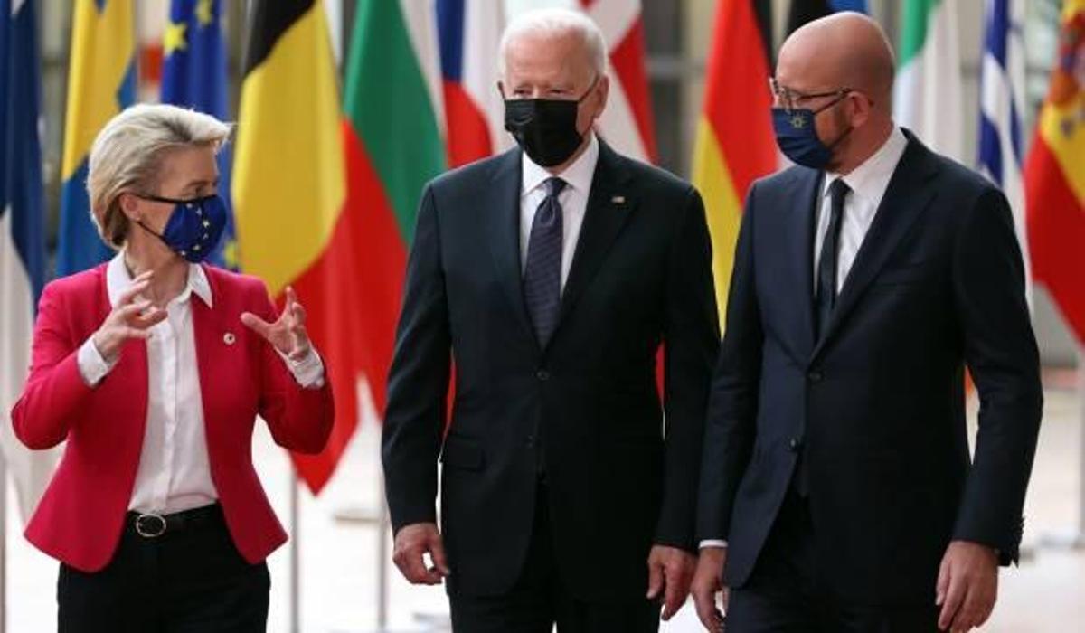 Son dakika: AB-ABD Zirvesi'nin ardından dikkat çeken 'Türkiye' açıklaması!  - DÜNYA Haberleri