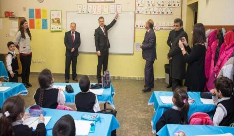"""100 bin öğrenciye """"Temel Afet Bilinci Eğitimi"""""""