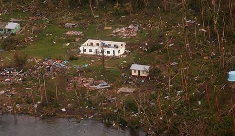 Fiji'yi hortum vurdu, 28 kişi öldü