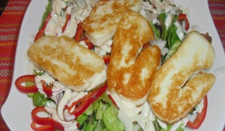 Tarator soslu mezgit