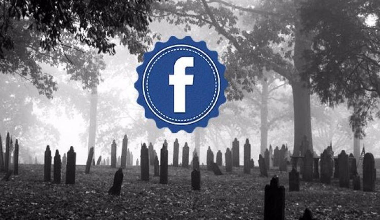 Facebook en büyük online mezar olacak