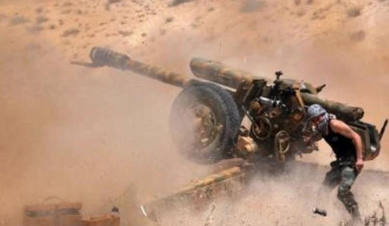 Önce Esed güçleri, şimdi Suriye ordusu