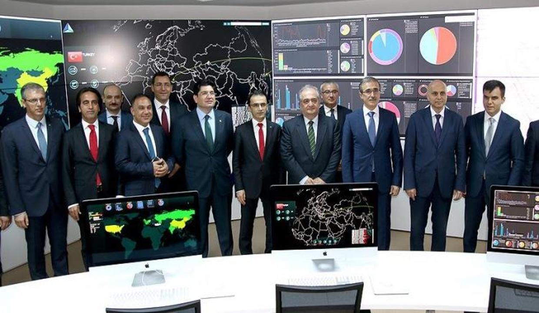 Türkiye'nin ilk Siber Füzyon Merkezi açıldı