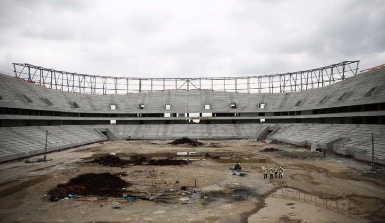 Yeni Adana Stadı'nda son durum!