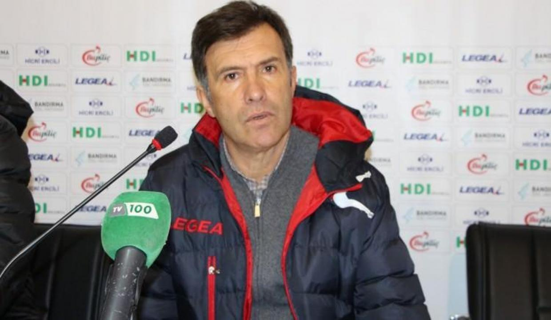 5-0'lık yenilgi sonrası Feyyaz Uçar istifa etti