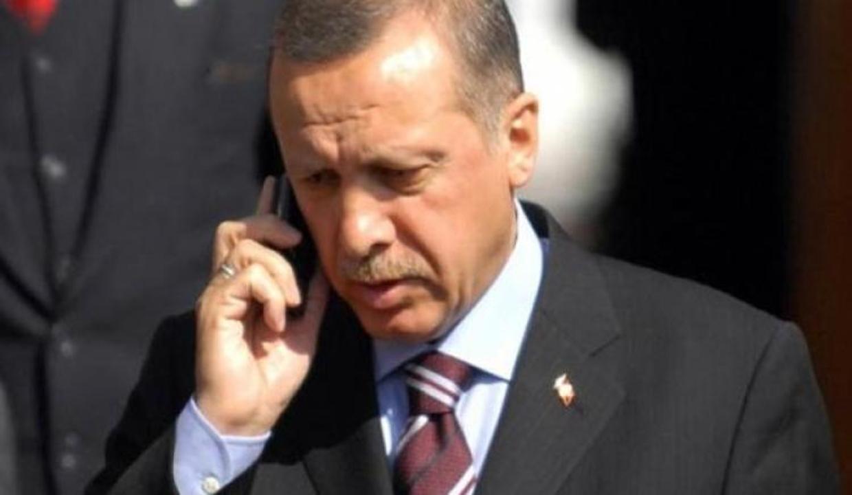 Cumhurbaşkanı Erdoğan'dan, Burak Elmas'a telefon