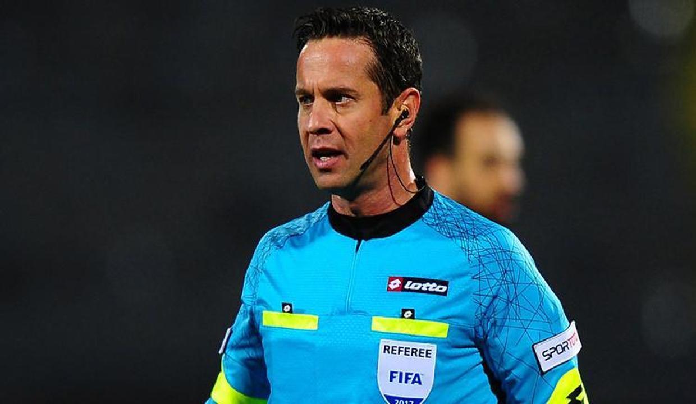 UEFA'dan Halis Özkahya'ya zorlu görev
