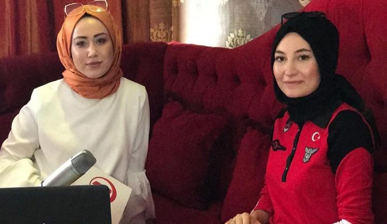 Seda Aydın'la Instagram sohbetleri: Safiye Nur Şimşek