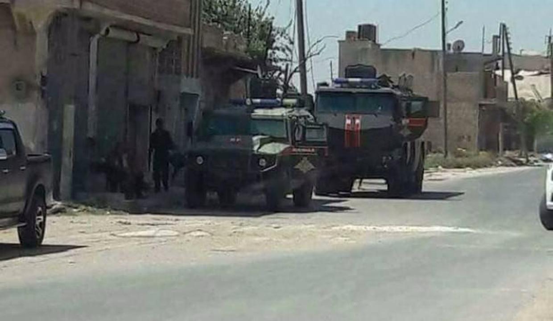 Rusya, YPG bölgesine askeri birlik konuşlandırdı!