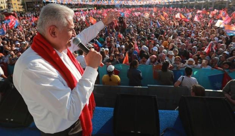 Yıldırım'dan CHP'li İnce'ye Menderes eleştirisi