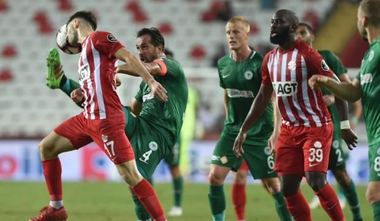 Antalya'da nefes kesen düello! 6 gol...