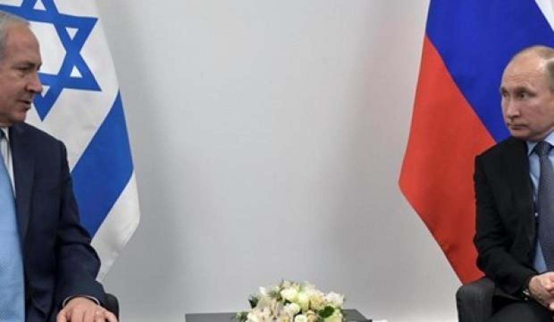 Netanyahu, Putin'le İran'ı görüşecek