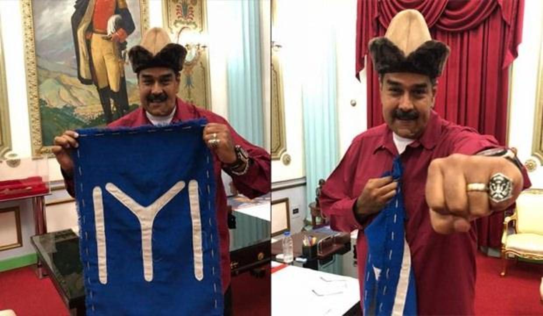 Diriliş Ertuğrul Venezuela'da başladı