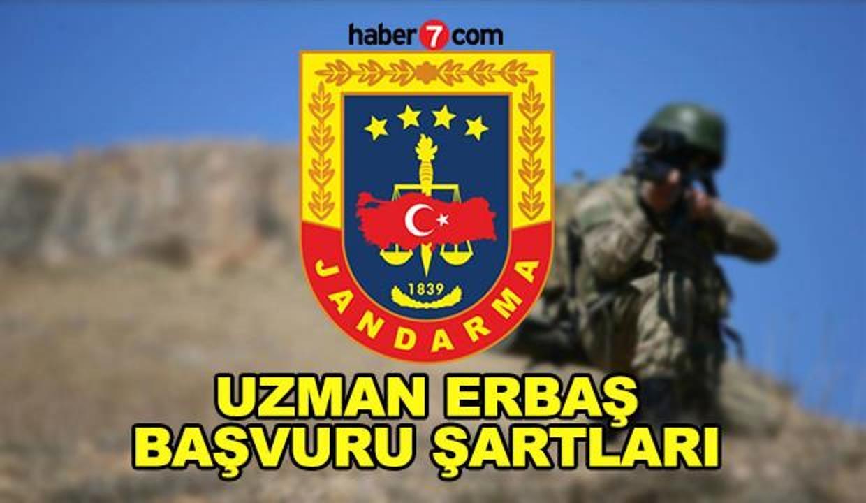 Uzman erbaş alımı için son gün! Jandarma başvuru ekranı ve şartları...
