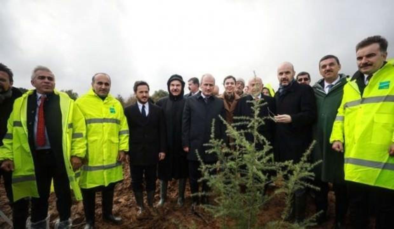 Bakan açıkladı! 10 milyon ağaç dikilecek