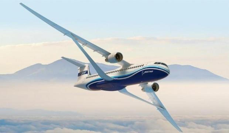 Boeing, yeni jet uçağının konseptini tanıttı