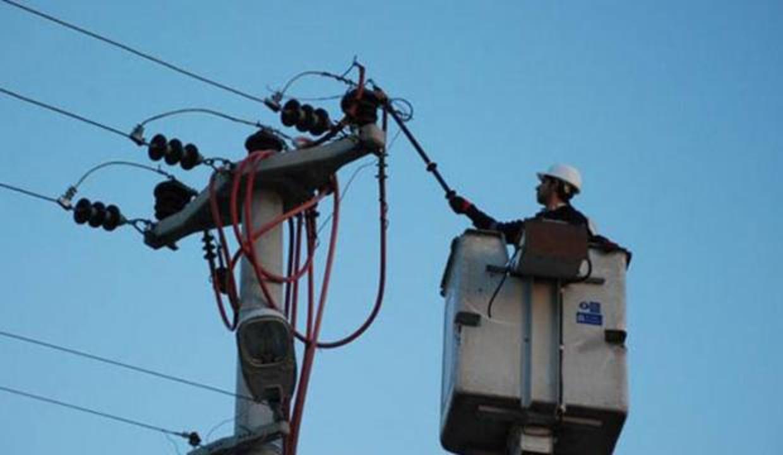 Elektrikte büyük vurgun! Hırsızlar...