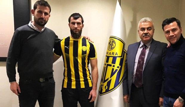Yeni transfer Sadayev'in ilginç hayat hikayesi