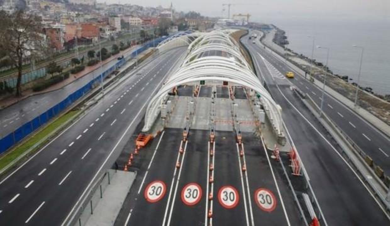 Dikkat! Avrasya Tüneli trafiğe kapatılacak!