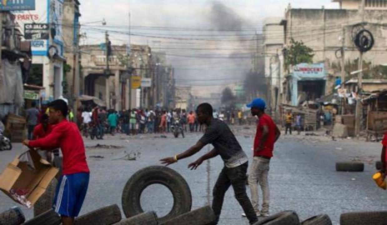 Haiti karıştı: Amerikalılar defolsun, yaşasın Putin!