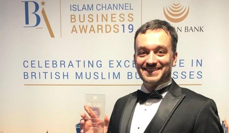 'Yılın Seyahat ve Turizm İşletmesi' ödülü HalalBooking'in!