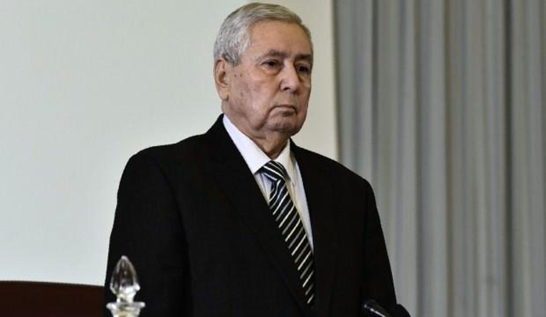Cezayir'de geçici cumhurbaşkanı belli oldu