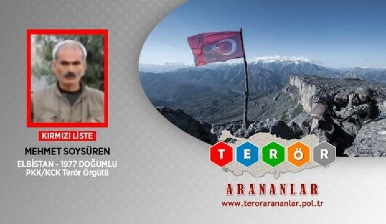 PKK'ya büyük bir darbe daha! Elebaşı öldürüldü...