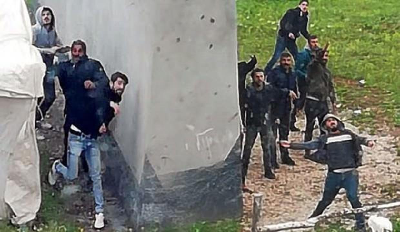 Diyarbakır'da kaçak elektrik için saldırdılar