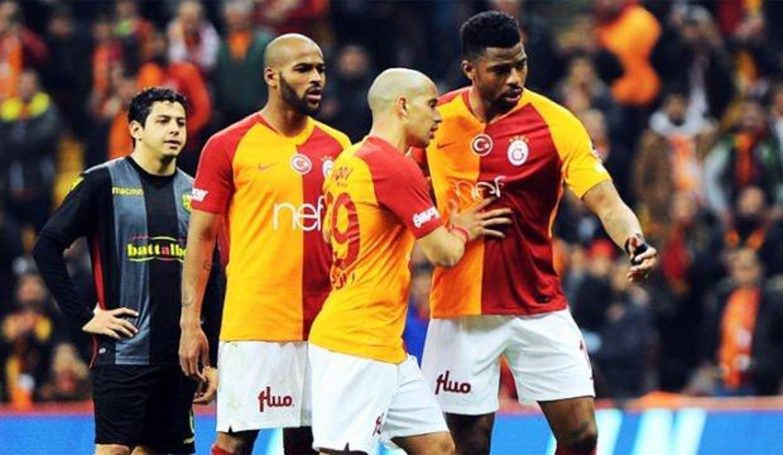 Galatasaray'da 2 müjde! Kadro açıklandı...
