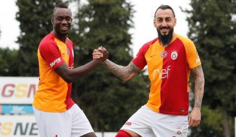 Diagne - Mitroglou ikilisinden 49 dakikada 1 gol