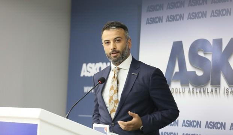 ASKON Genel Başkanı Orhan Aydın; ''Anadolu sermayesinin yerine FETÖ sermayesi ikame edildi''