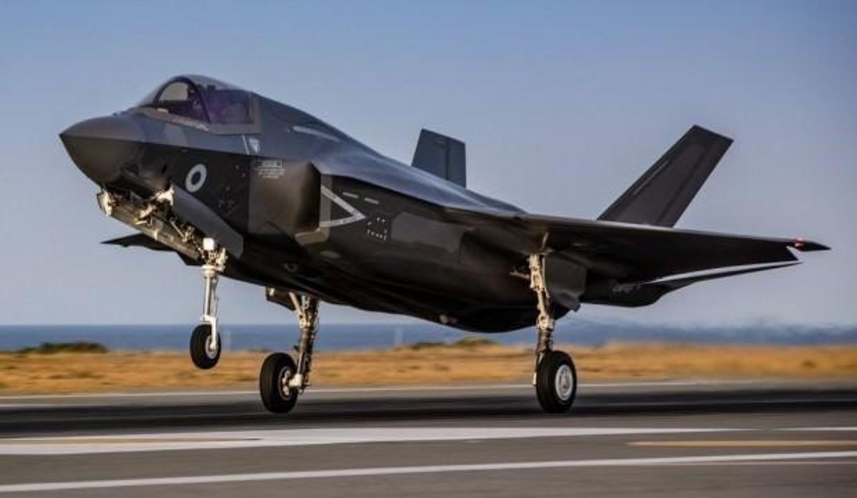 Dünyaya ilan ettiler: Düşen F-35 ile ilgili sürpriz gelişme