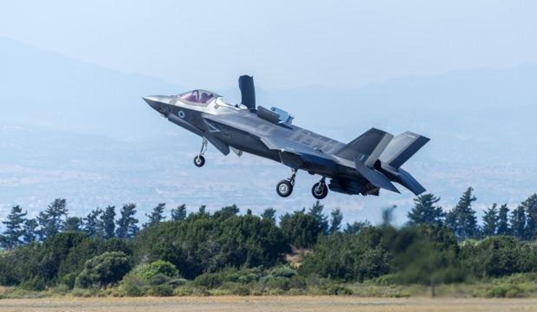 Gerilim tırmanıyor: F-35'ler havalandı