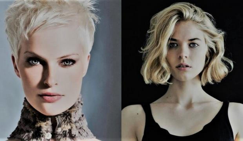2019 kısa saç modelleri kadın: Çok tercih edilen gözde kısa saç modelleri