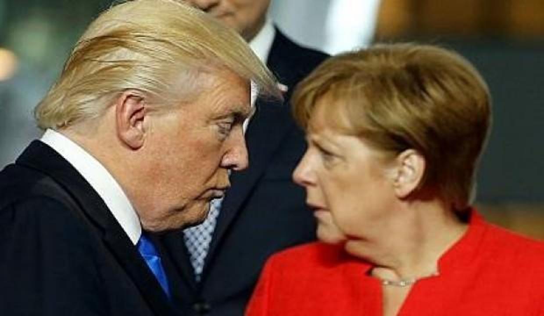 Önemli gelişme! Almanya ile ABD karşı karşıya geldi