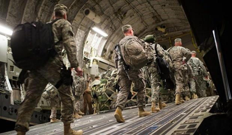 Çok sayıda ABD askeri Türkiye'ye iniş yaptı