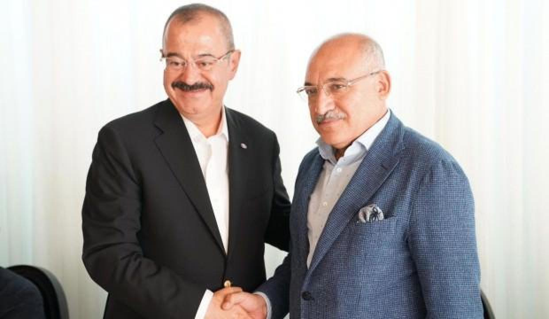 Gazişehir'de yönetim değişti! Yeni başkan...