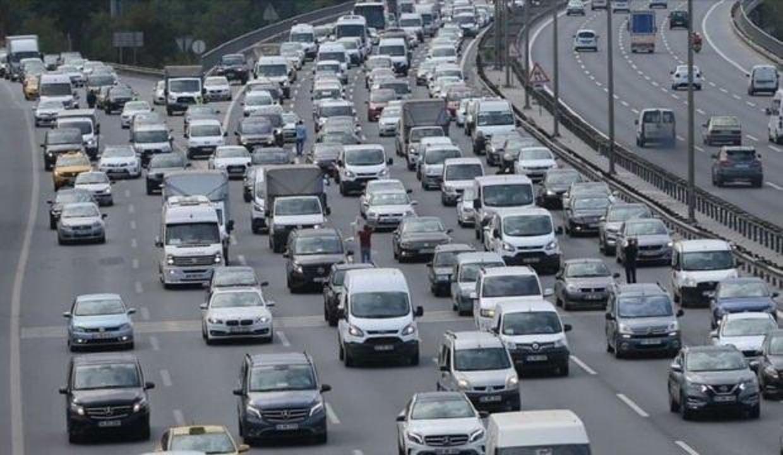 Ağustos ayı motorlu kara taşıtları istatistikleri açıklandı