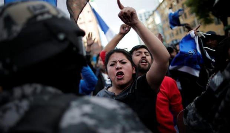Güney Amerika'nın karışan son ülkesi Bolivya oldu