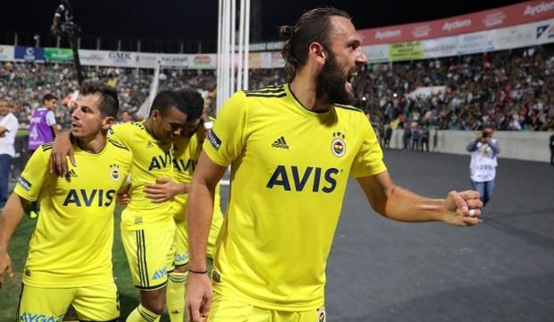 Muriqi varsa Fenerbahçe gülüyor!