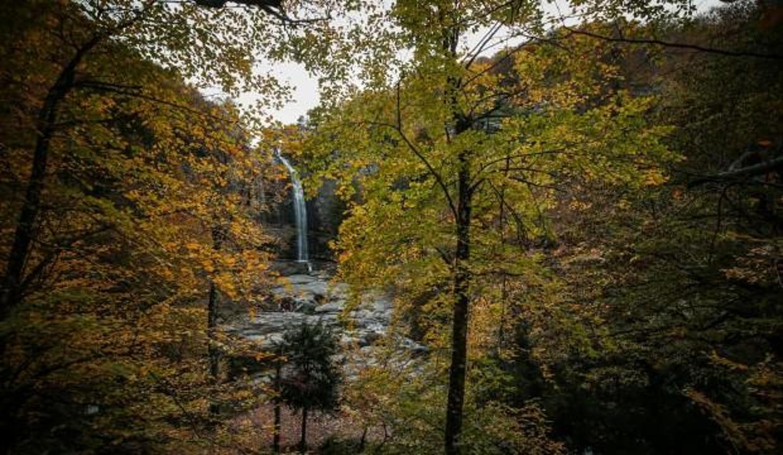 Bursa'nın fay kırığı mucizesi: Suuçtu Şelalesi