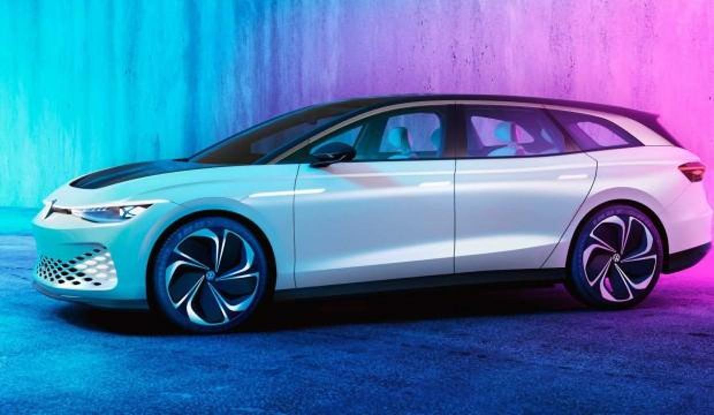 Volkswagen ID. Space Vizzion görselleri sızdırıldı