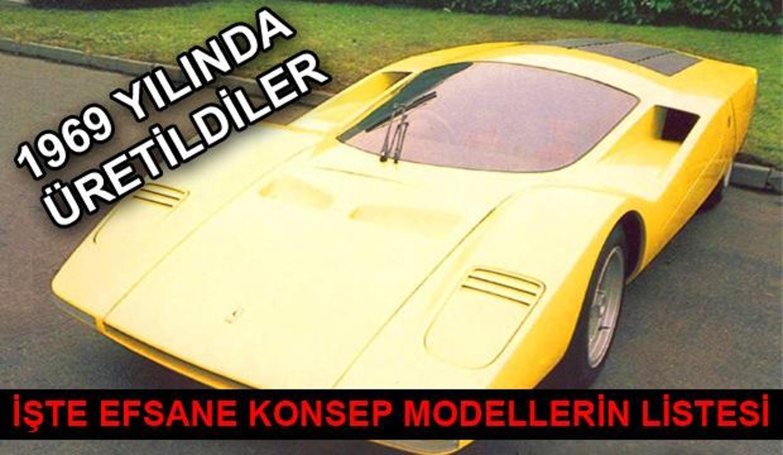 Unutulan konsept araba modelleri görenleri hala kendine hayran bırakıyor: İşte araçlar