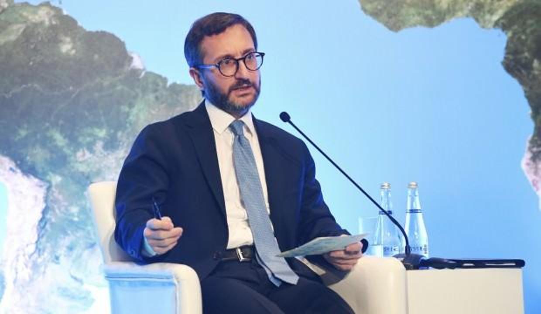 Altun: Akdeniz'de istikrarı sağlamaya kararlıyız