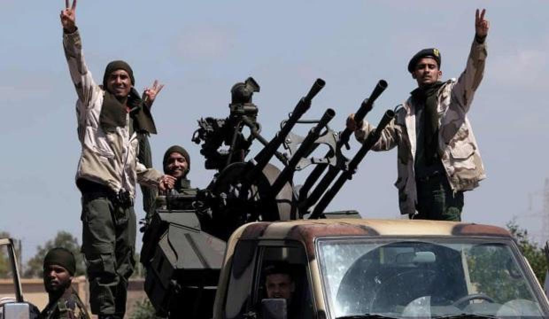 Hafter'in paralı askerleri: Yüzlercesi Libya'da!