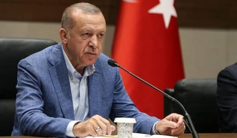 Erdoğan, DSP Genel Başkanı'na taziye telefonu