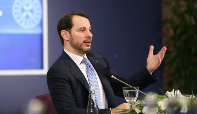 Bakan Albayrak'tan 'dolar' açıklaması