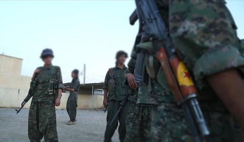 Terör örgütü YPG/PKK Suriye'de onlarca genci zorla silah altına aldı