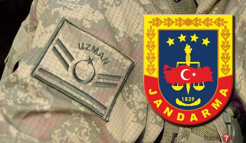 Uzman Erbaş alımı ne zaman? 2020 Jandarma Uzman Çavuş başvuru şartları!