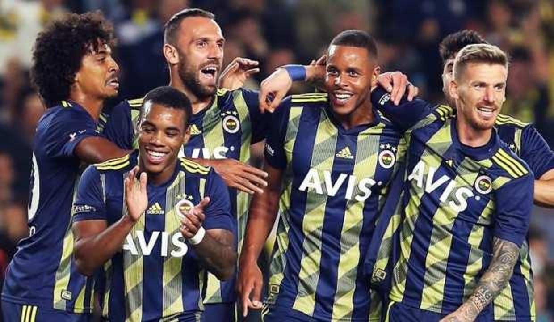Fenerbahçe'de 3 isim kadroya alınmadı!